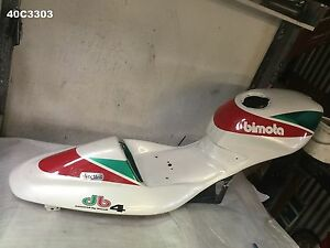 BIMOTA DB 4 1999 - 2000  FULL TOP FAIRING COWLING  GENUINE OEM LOT40 40C3303