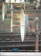 1969 Southern Railway Company Railroad Annual Report