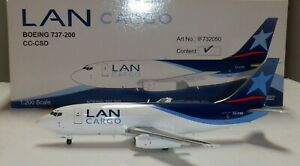 Inflight 200 - 1:200  - LAN Cargo Airlines  737-200  #CCCSD  -  IF732050