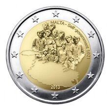 * 2 EURO COMMEMORATIVE - UNC - MALTE 2013