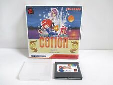 NeoGeo Pocket Color -- COTTON -- JAPAN SNK. Box is New. Work fully! RARE!28063