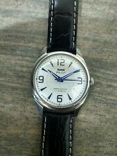 HMT Pilot White Winding Watch