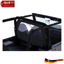 Windschutz Schwarzer diamant Jeep Wrangler YJ 1987/1995