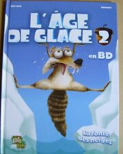 Book ice age in the bd snow melt nº 2/m23