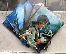 Les Gardiens du Maser 1/2/3/4/5/6  NEUFS + rare ex-libris n&s Frezzato