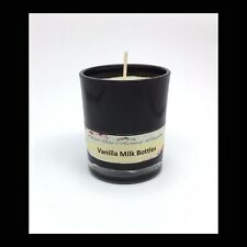 Vanilla Milk Bottles Scented Soy Votive Candle - GeriBeri Scented Candles