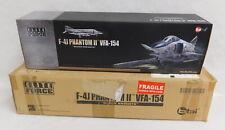 EMPTY BOX 1/32 BBi Elite Force F-4J Phantom II Black Knights for MIB wCOA 004233