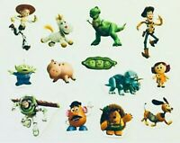 Toy Story Patches Iron on Disney Patch Fabric Applique motifs. Woody, Buzz