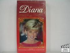 Diana: The People's Princess (VHS, 1997) Brand New