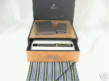 Parker  Duofold Special Edition Centennial Chocolate Pinstripe Fountain Pen New
