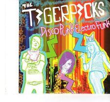 (FT20) The Tiger Picks, Disco Punk Electro Funk - 2007 DJ CD