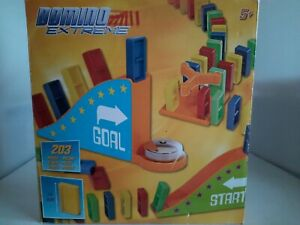 Domino Extreme Domino Falling Game 203 Piece
