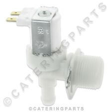 "BREMA WATER SOLENOID VALVE 3/4"" IN 11.5mm OUT 0.8L/min ICE MACHINE MAKER 23115"