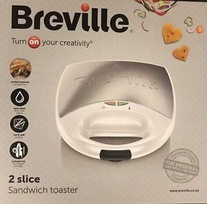 Breville Sandwich Toaster - Brand New