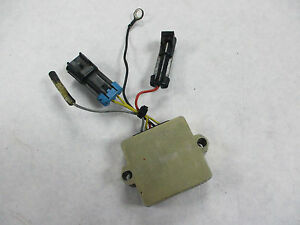Mercury Outboard 60hp 4 stroke 4 cylinder Voltage Regulator 883071T1