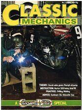 Classic Mechanics 3  Sunbeam S8 Norton 500 Bantam Ducati valve Ariel VB