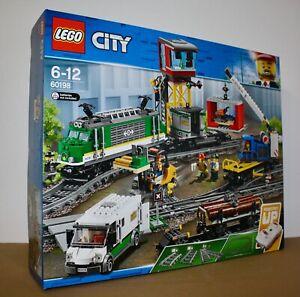 LEGO® CITY 60198 Güterzug NEU&OVP