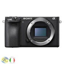 Sony Alpha 6500 Body - Sony a6500 Corpo Garanzia Sony Italia