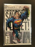 Superman: Save The Planet #1 - 1998- DC Comics - Lex Luthor Buys Daily Planet