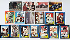 VINTAGE 1989 - 1993 DALE EARNHARDT MAXX BLACK TRAKS ACTION PACKED 26 CARDS LOT