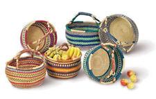 Seegras Tasche Kenia Bag Afrika Korb Einkaufstasche Einkaufskorb Strohtasche