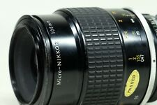 Nikon 105mm f4 Micro-Nikkor AI MOUNT!!!!