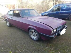Ford capri 2.0s mk3