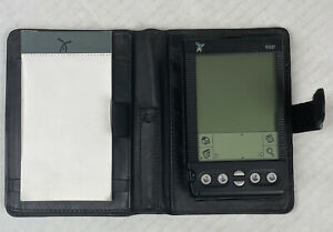 Handspring Visor Organizer w/ Case And Cover -  PDA Palm - Missing Stylus