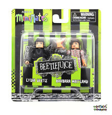 Beetlejuice Movie Minimates TRU Toys R Us Wave 1 Lydia Deetz & Barbara Maitland