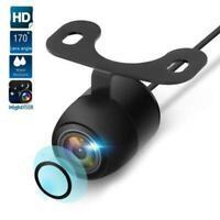 170º HD Car Rear/Front/Side View Reverse Backup Parking Camera Waterproof