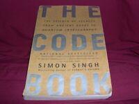 The Code Book: Simon Singh (2000 Pb Ed Cryptography/History)