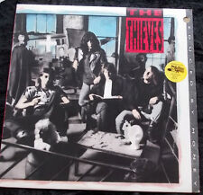 THIEVES Seduced By Money LP 1989 NM WAX