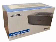 Bose SoundLink Mini II Wireless Portable Speaker - Silver/Pearl