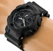 Casio G-Shock GA-100MB-1A, GA-100-1A1, GA-100-1A4, GA-100-1A2 - DHL Shipping