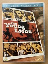 The Young Lions DVD 1958 World War II WW2 Classic starring Marlon Brando