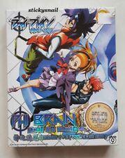 Anime DVD Phi Brain: Kami no Puzzle Seasson 1+2 Vol. 1-50 End ENG SUB All Region