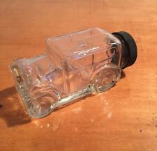 Vintage Glass Car Candy Container