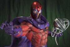 Magneto Custom Statue Fan Art - Brand NEW - SEALED - Super RARE - NOT Sideshow