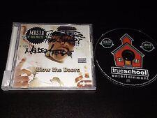 MASTA STEELE Blow The Doors 2007 INDIE RAP / G-RAP / G-FUNK CD signed BAY AREA