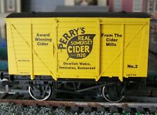 NEW DAPOL LIMITED EDITION WAGON PERRY'S CIDER DOWLISH WAKE ILMINSTER SOMERSET OO