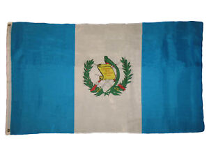 3x5 Guatemala Premium Quality Flag 3'x5' House Banner Grommets Super Polyester