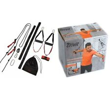 Crivit Sport Resistance Band With Pulley,multi-function Sports