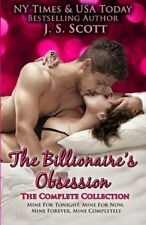 The Billionaires Obsession: The Complete Collecti