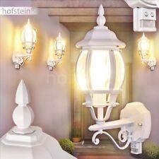 klassische Außen Wand Leuchte Veranda Terrassen Garten Hof Lampe Bewegungsmelder