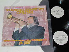 AL HIRT The 30 Greatest Trumpet Hits of All Time 2-LP SET 1979 Precision Records