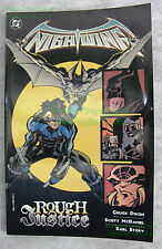 Nightwing TPB #2 Rough Justice 1st Print Dixon A VERY NICECOPY!