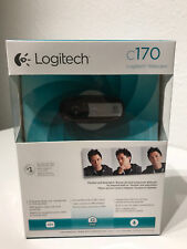 Nuevo Logitech c170-webcam de 0,3 megapíxeles USB 2.0 1024 x 768 píxeles