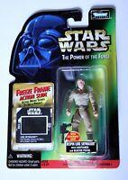 Kenner 1997 Star Wars POTF: (Bespin Luke Skywalker) with Green Backer (NIB)