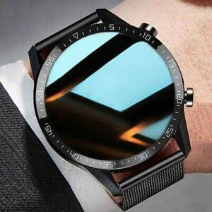 IP68 2021 Full Touch Screen Sport/Fashion Smart Watch (Black)