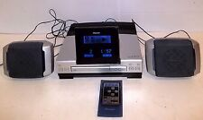 Pioneer XC-L5 Stereo CD Receiver With Remote and Speakers (VINTAGE) WORKS GREAT!